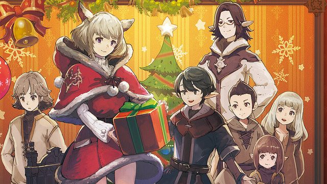 The Starlight Celebration Returns to Final Fantasy XIV on December 15