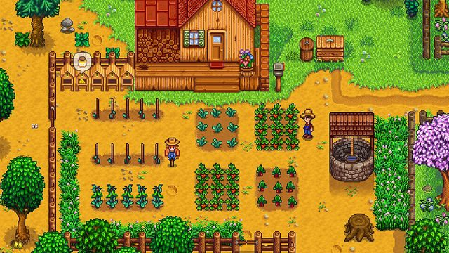 Country-life RPG Stardew Valley Coming to PS4 on December 13