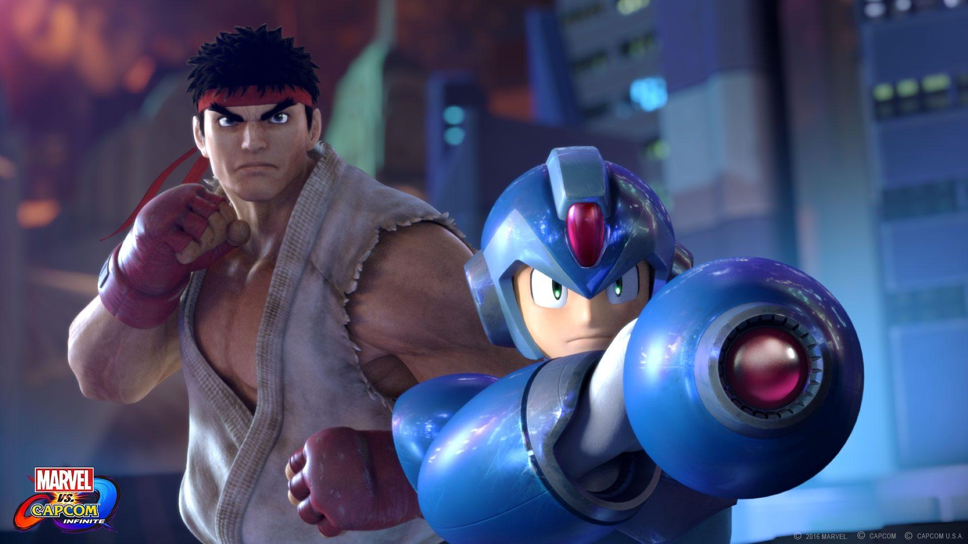 Marvel vs  Capcom: Infinite Hits PS4 in 2017 — 2v2 Battles