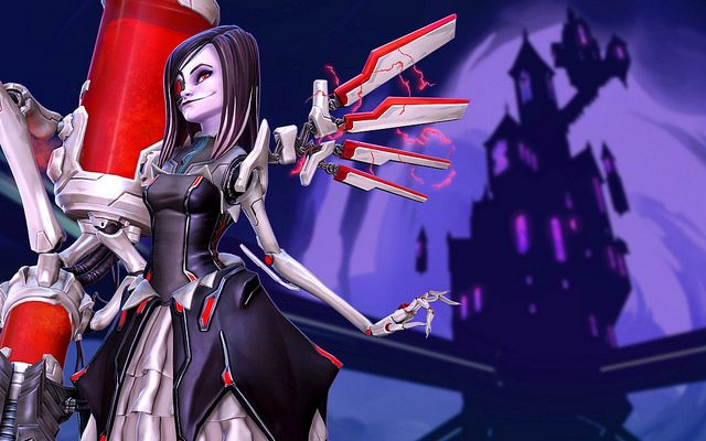 Battleborn Updated Today with New Modes, PS4 Pro Support