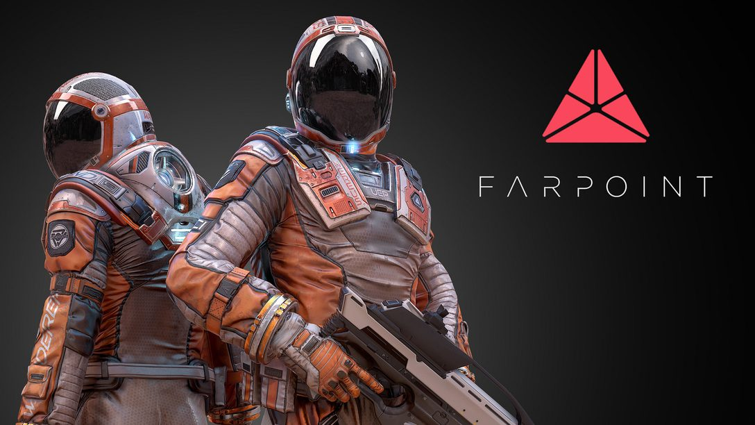 Farpoint Launches May 16 on PS VR, Features Online Co-op