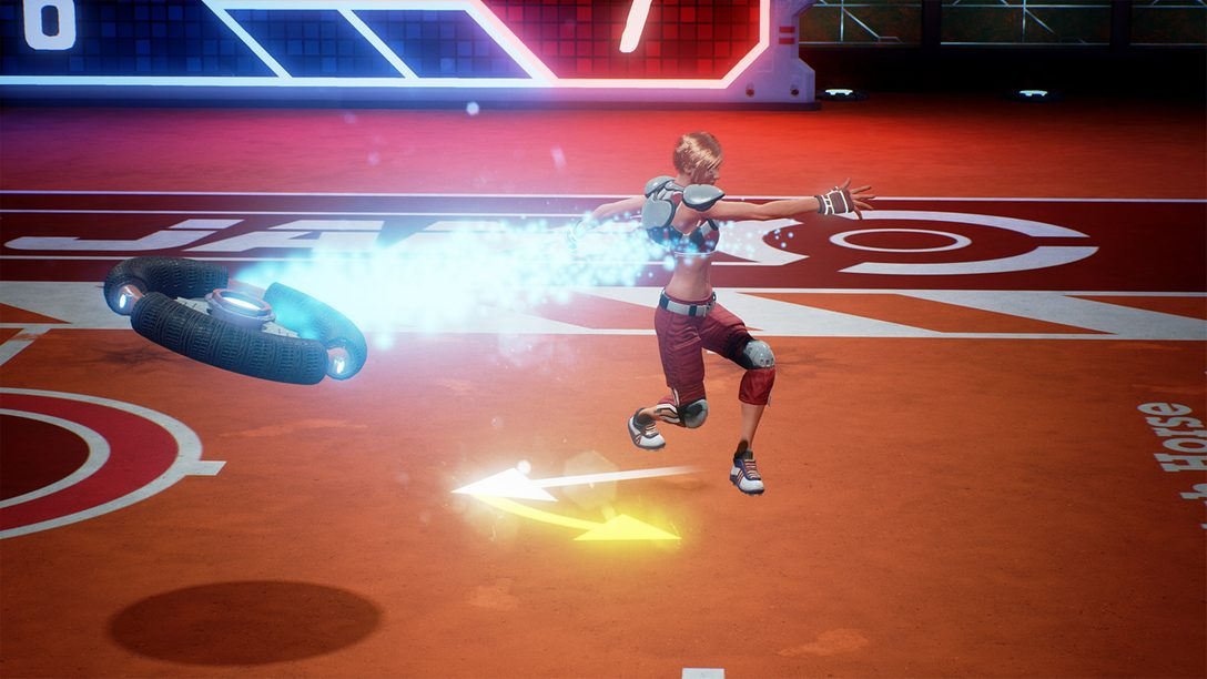 Here's How to Score Big in Disc Jam on PS4