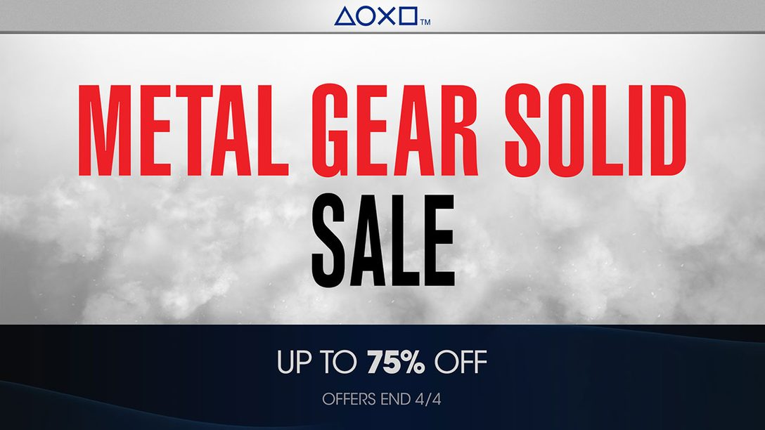 Metal Gear Infiltrates Franchise Sale Series