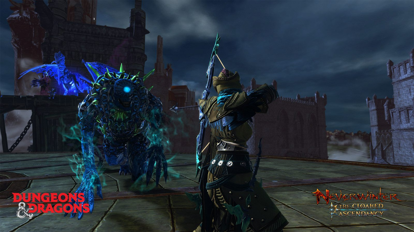 Neverwinter: The Cloaked Ascendancy Arrives on PS4 April 11
