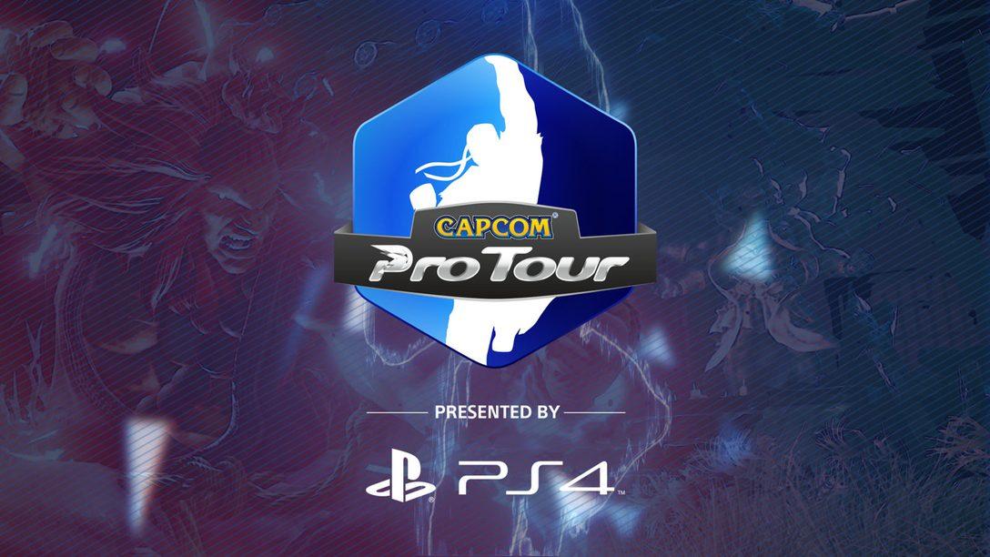Capcom Pro Tour 2017 Kicks Off With New Street Fighter V DLC
