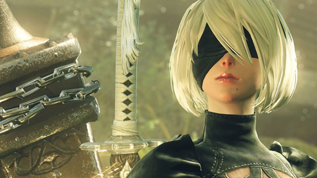 An Exclusive Look at the Creation of Nier: Automata's Hero 2B