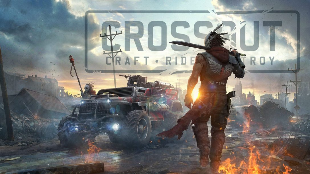 Crossout: Beginner's Guide PS4-Exclusive Early Access