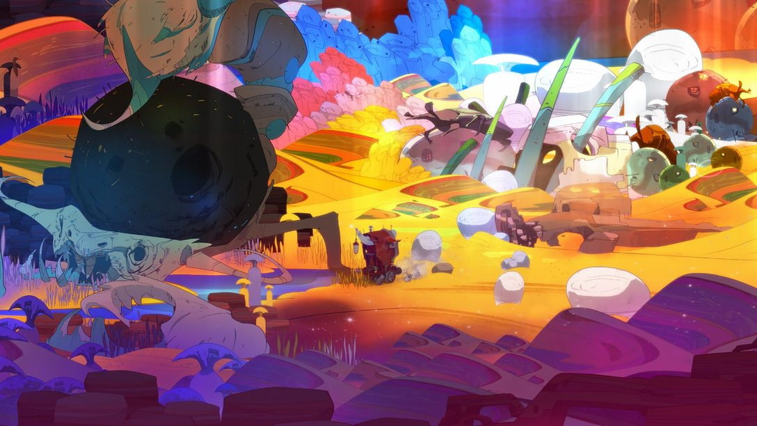 Pyre Launches July 25 on PS4, Pre-Orders Live Now