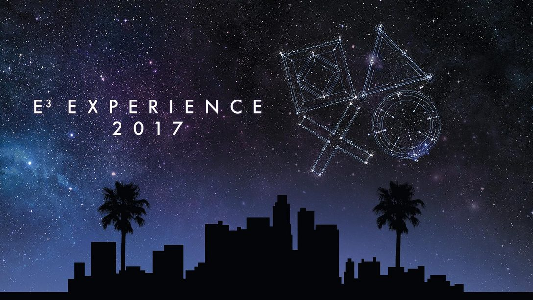 PlayStation E3 Experience 2017: Live in Theaters June 12