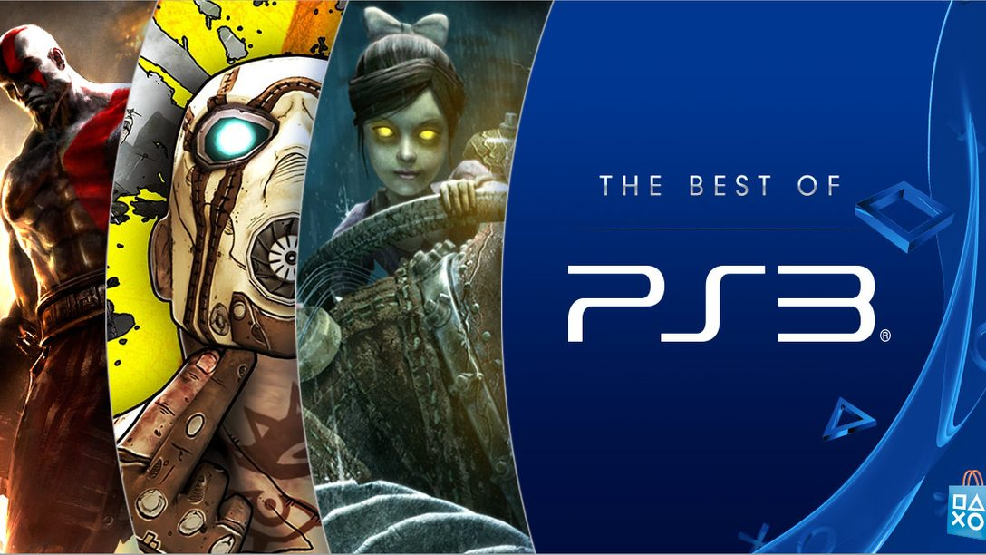 PS Store Presents Best of PS3