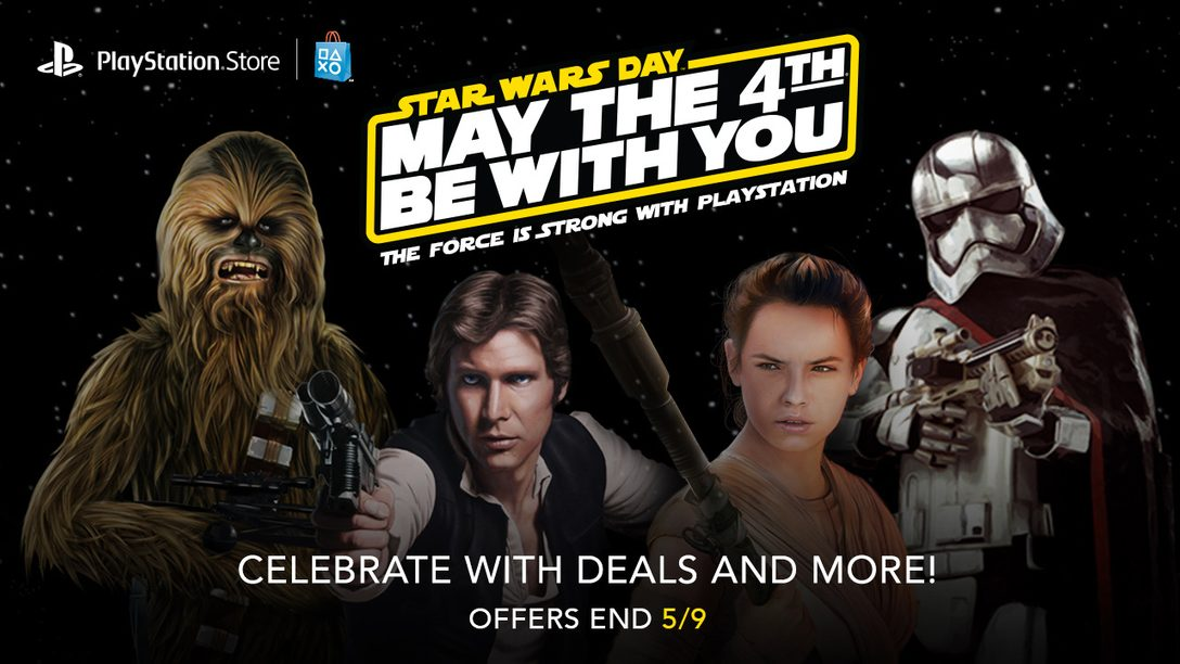 May the 4th Sale: Up to 75% Off Star Wars Titles + Free Theme