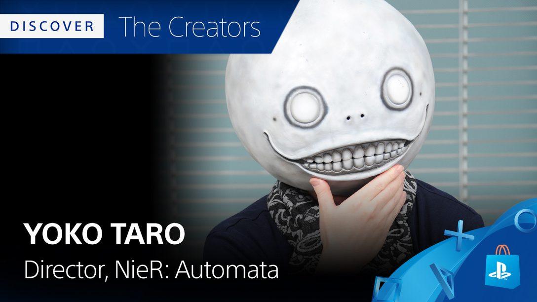 Discover the Creators: Yoko Taro's Favorite PS4 Games