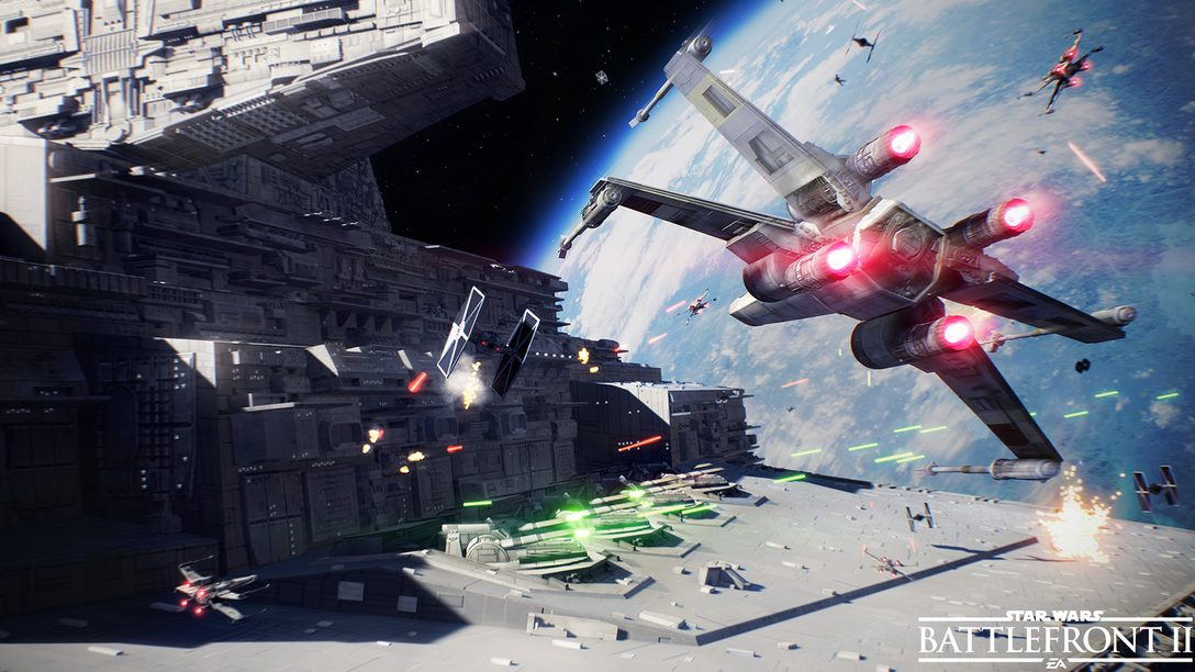 Star Wars Battlefront II Open Beta Hits Early October, Pre-order to Play Early