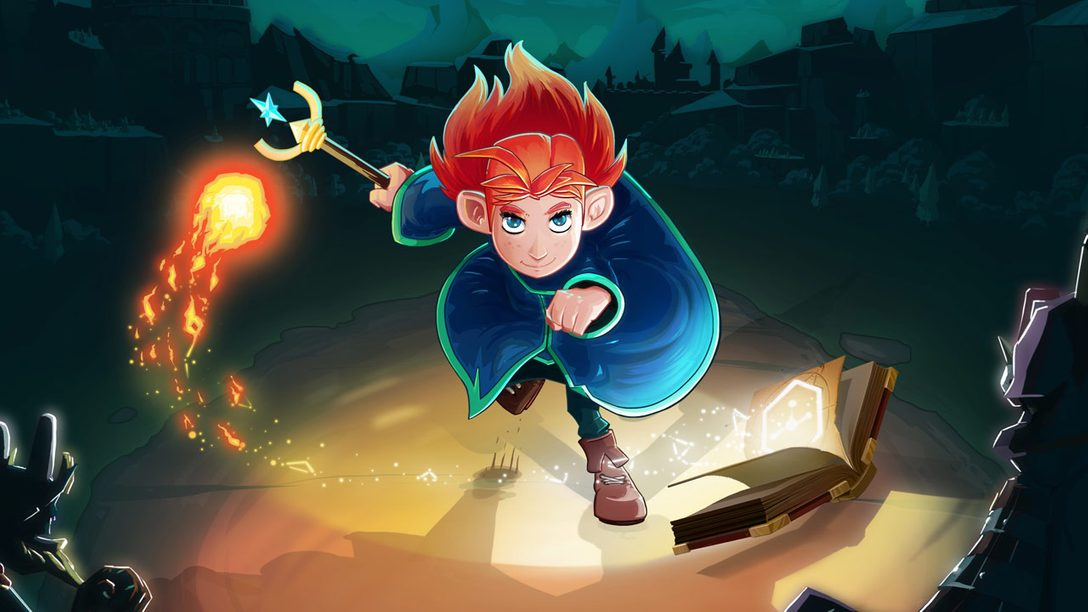 Mages of Mystralia Enchants Your PS4 August 22