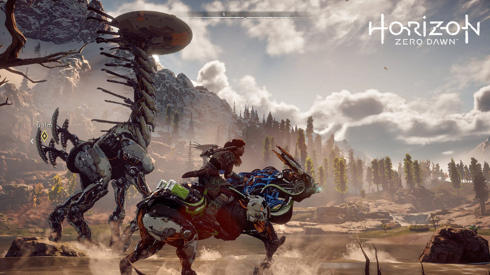 Horizon Zero Dawn Patch 1 32 Introduces 'Story' Difficulty