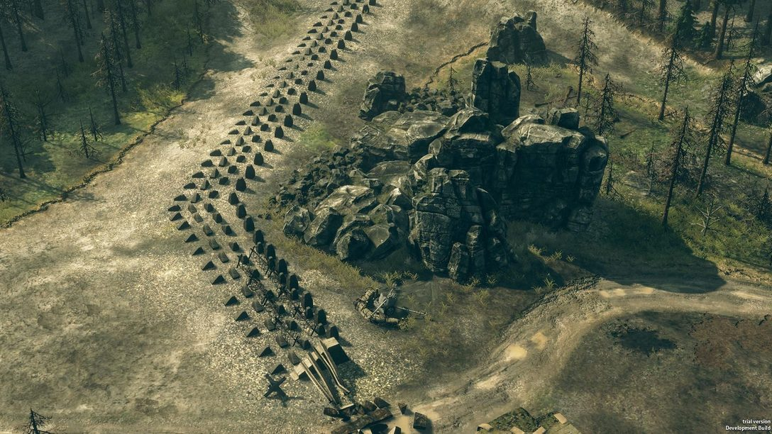 Sudden Strike 4: Balancing Fun and Authenticity in a WW2 Real-Time Tactics Game