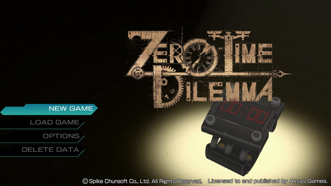 Zero Time Dilemma Comes to PS4 Tomorrow, Aksys Looks Back at the Trilogy's Localization