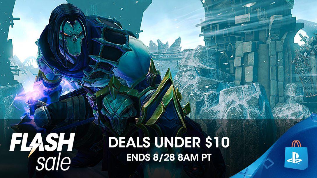 Flash Sale! Deals Under $10