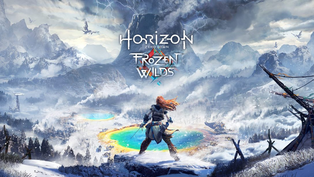 Horizon Zero Dawn: The Frozen Wilds Launches November 7