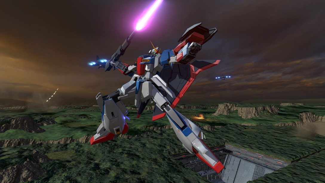 History Lesson: A Look Back at the 'Gundam Vs' Series