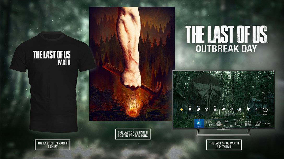 The Last of Us: Outbreak Day 2017 – New Poster, PS4 System Theme, and More