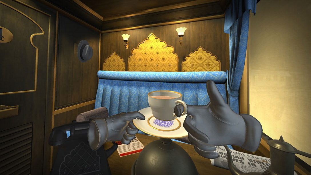 """VR Spy Game """"I Expect You To Die"""" Gets Relaxing New Level"""