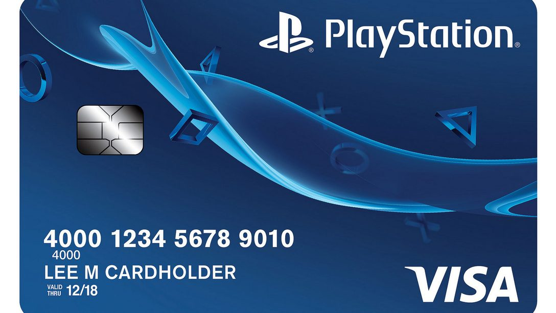 Introducing the New PlayStation Credit Card – PlayStation Blog
