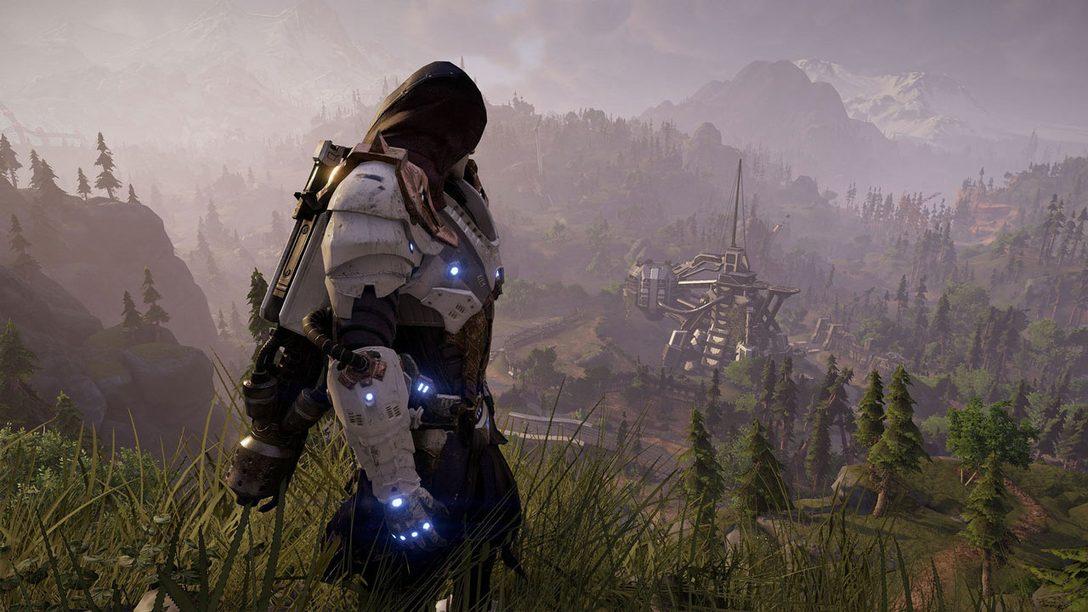 Sci-fi Fantasy Adventure Elex Launches Tomorrow on PS4