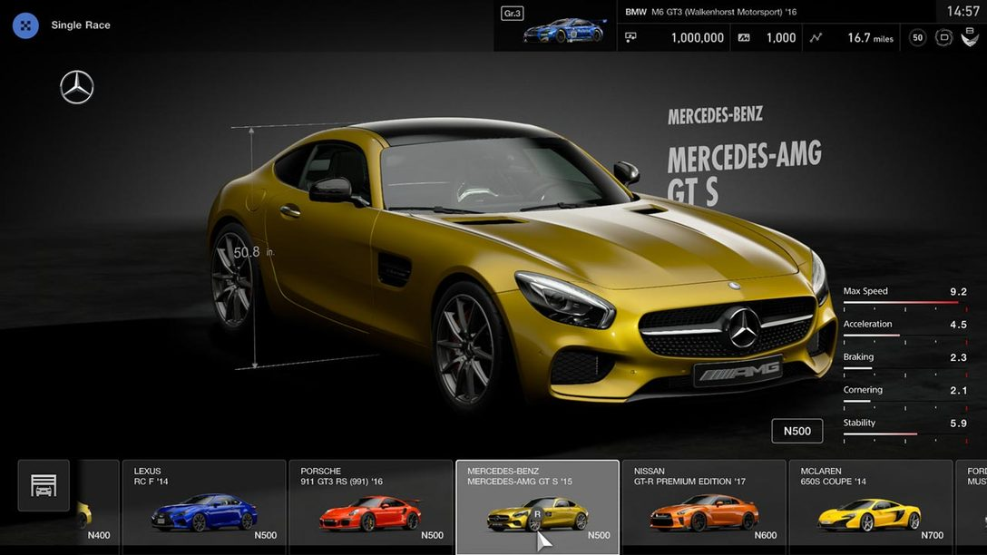 Gran Turismo Sport: Free Limited Time Demo Launching October 9