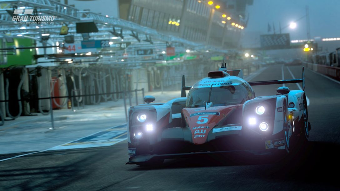 Gran Turismo Sport Out Today