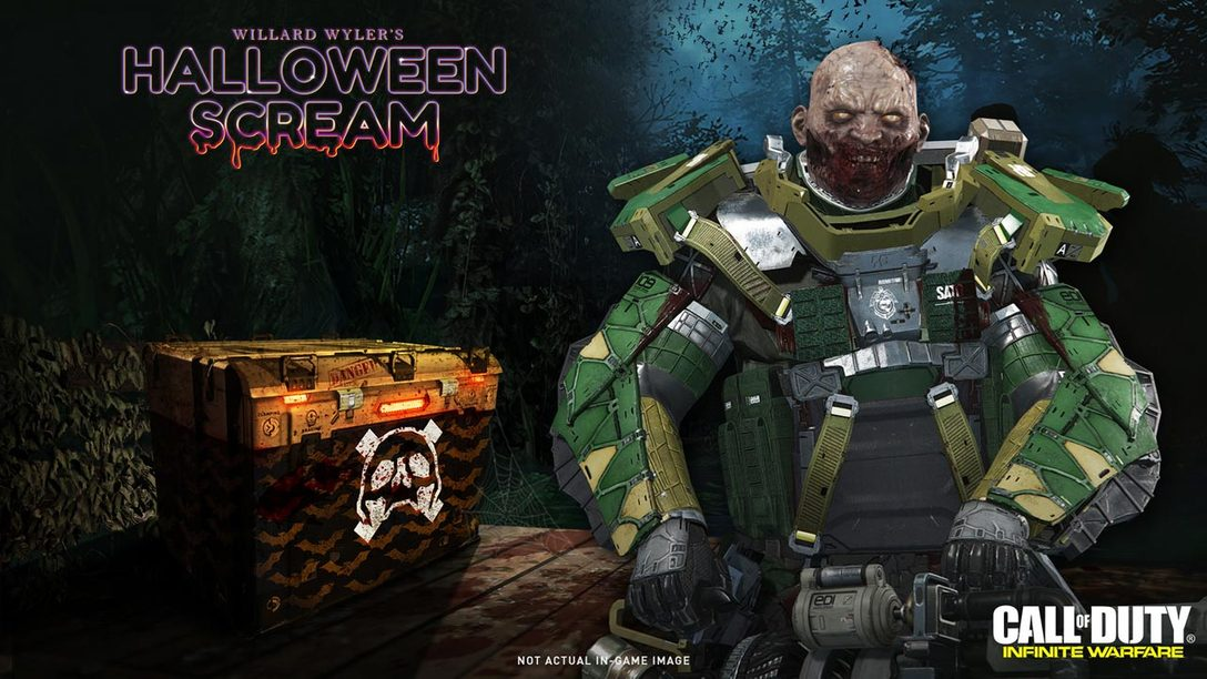 Call of Duty: Infinite Warfare Halloween Scream Begins Today