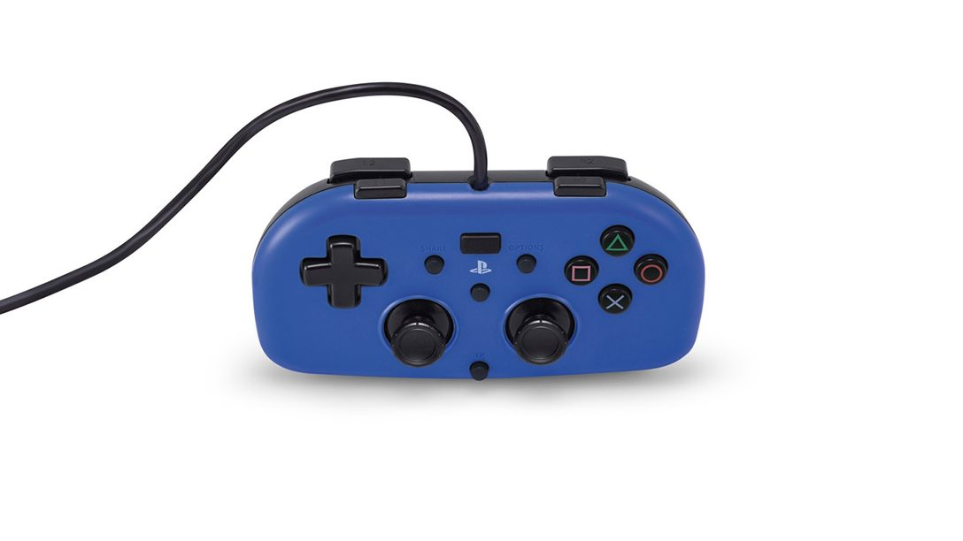 Introducing the Mini Wired Gamepad for PS4 – PlayStation Blog