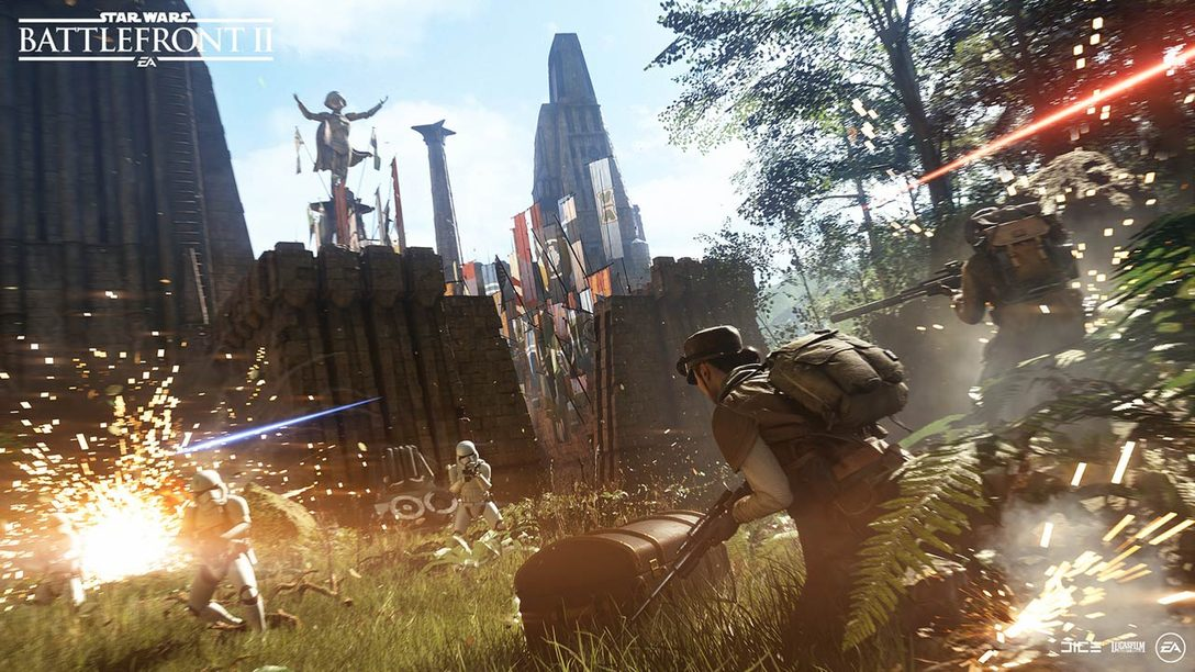 Star Wars Battlefront II Beta Starts Today for Pre-Orders