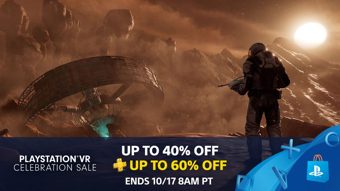 PS VR Celebration Sale: One-Year Anniversary Brings Big Savings