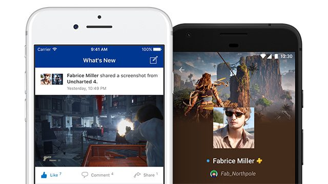 PlayStation App Gets a Whole New Look
