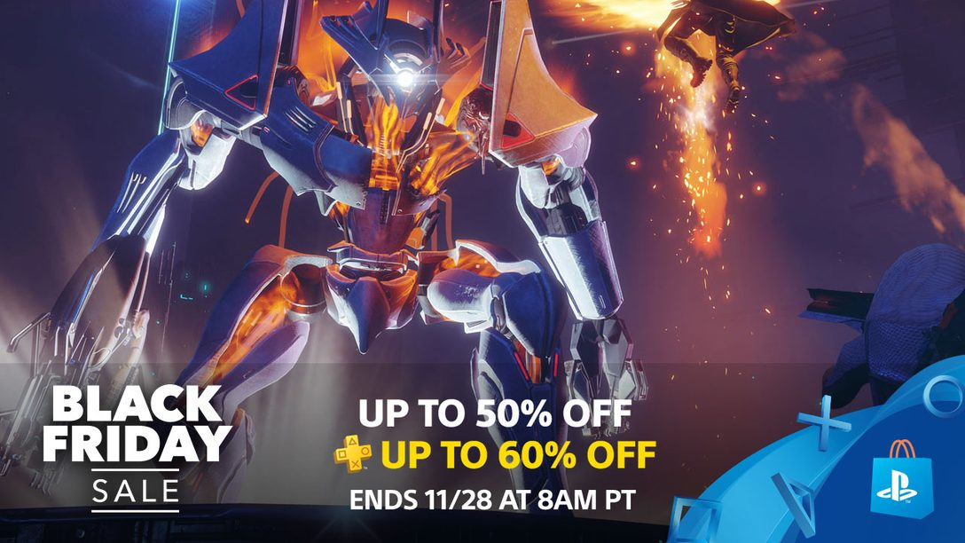Black Friday Starts Now at PS Store! – PlayStation Blog