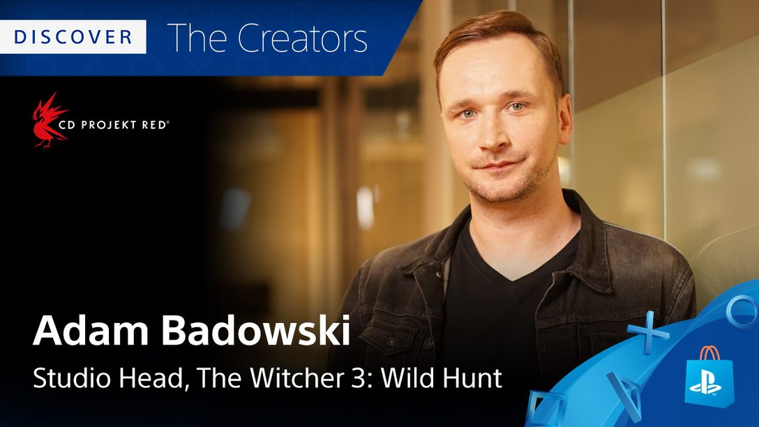 Discover the Creators: Adam Badowski's Favorite PS4 Games