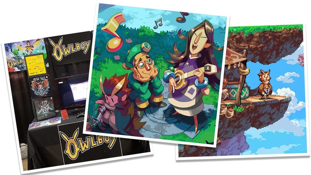 Owlboy Launches February 13 on PS4