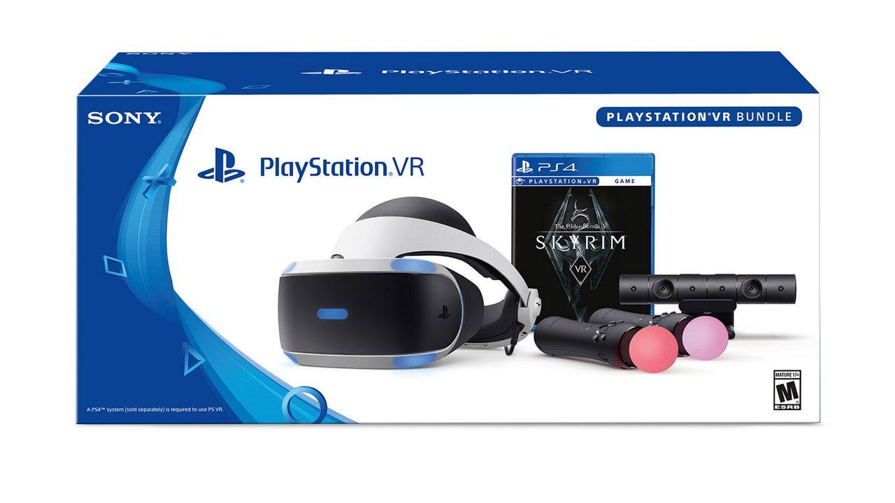 Introducing the PlayStation VR Skyrim VR Bundle