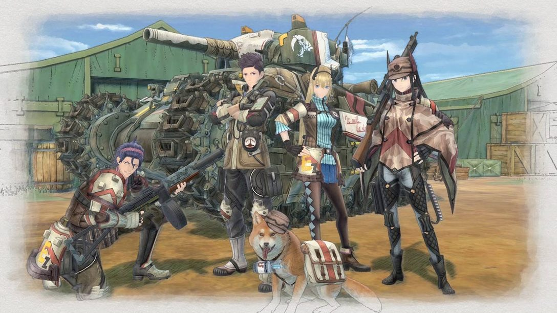 Valkyria Chronicles 4 Launches on PS4 Next Year, Insight From the Producer