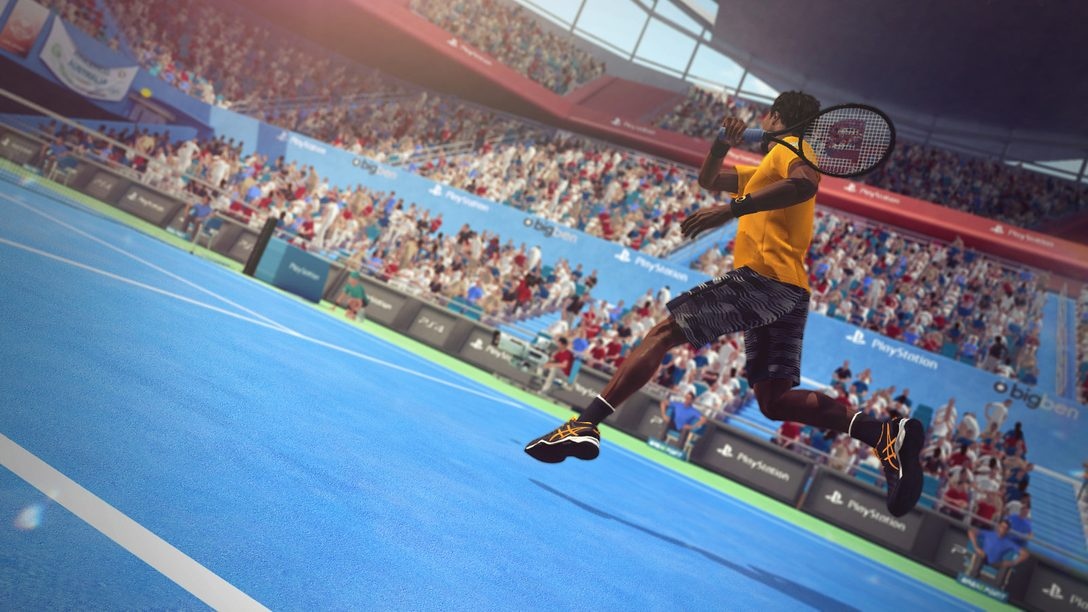 The Importance of Animation in Tennis World Tour
