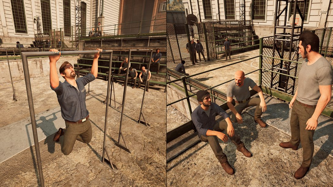 A Way Out Hits PS4 March 23, Online Co-op Playable with One Copy of the Game