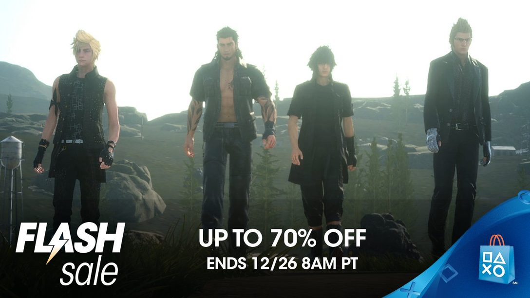 Flash Sale: Save Up to 70% on Must-Have Titles