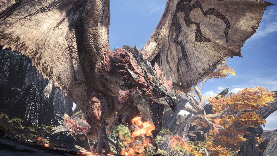 Join The Hunt Early Monster Hunter World Beta Opens Dec