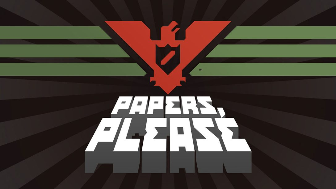 Papers, Please Out Today For PS Vita
