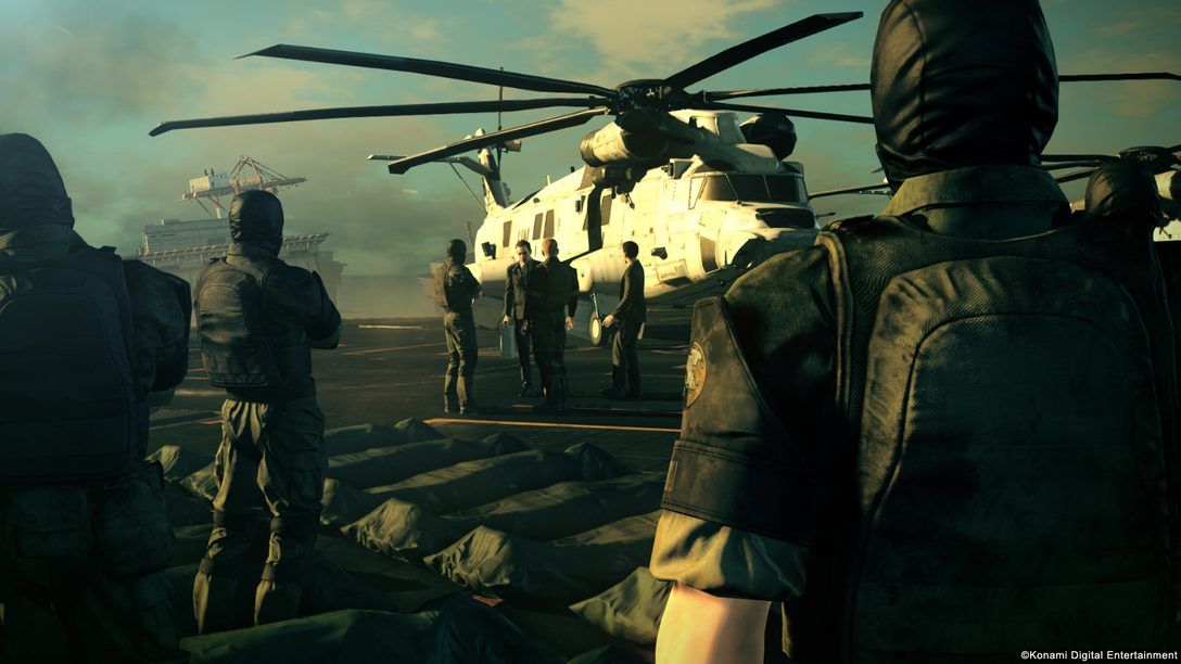 5 Tips to Survive the Metal Gear Survive Beta