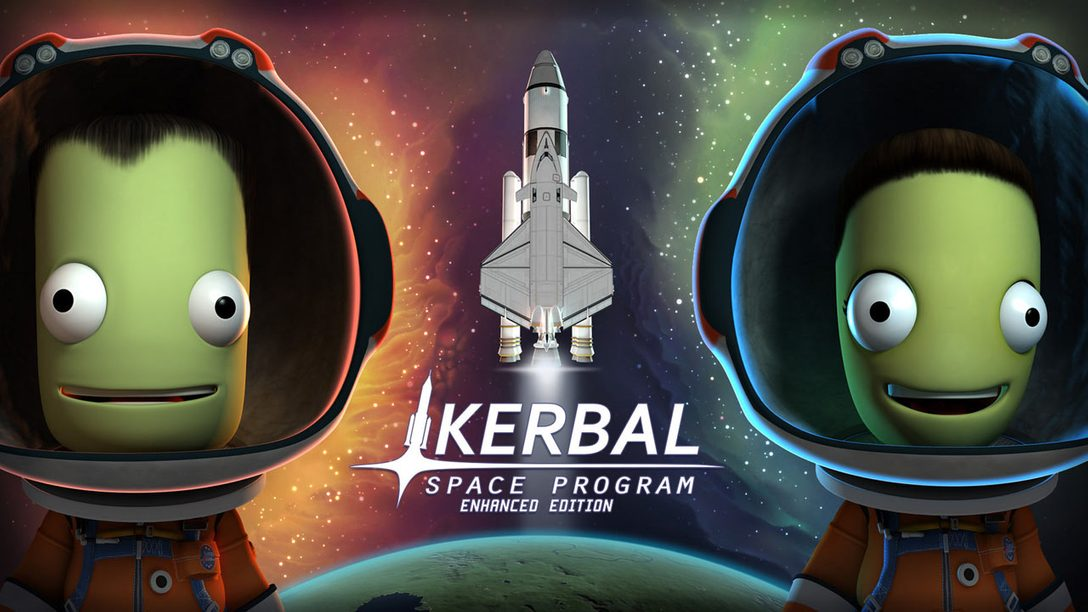Kerbal Space Program Enhanced Edition Launches January 16 on PS4