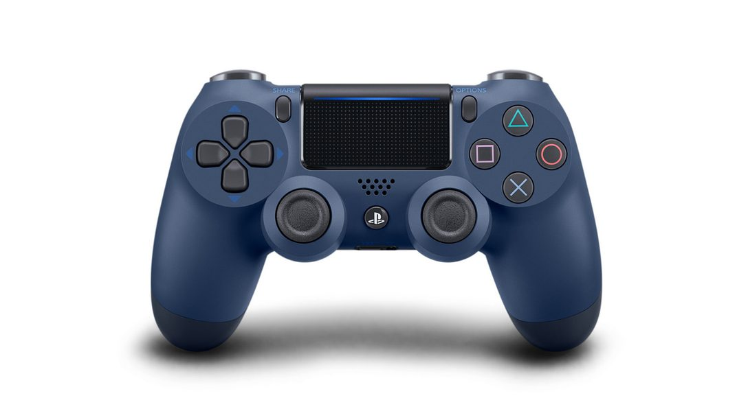 Two New Colors Join the DualShock 4 Lineup in March