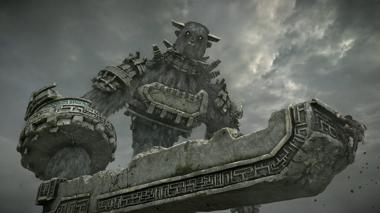 Shadow Of The Colossus Help Us Decide Which Wallpapers To Make