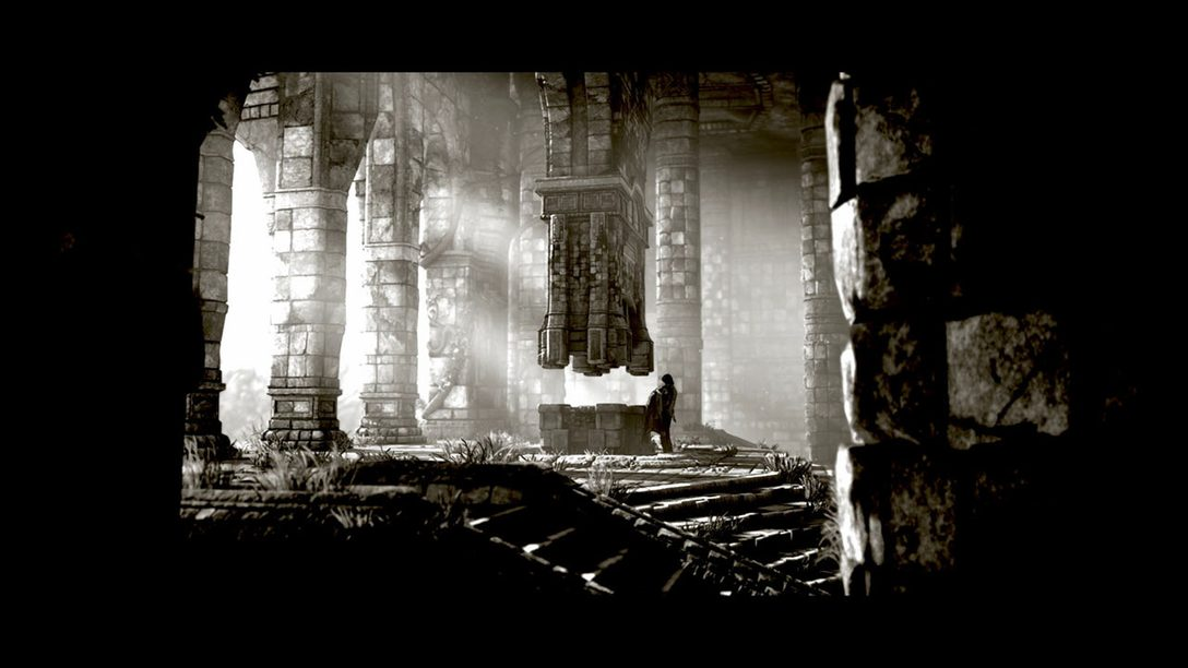 Shadow Of The Colossus Playstation Blog